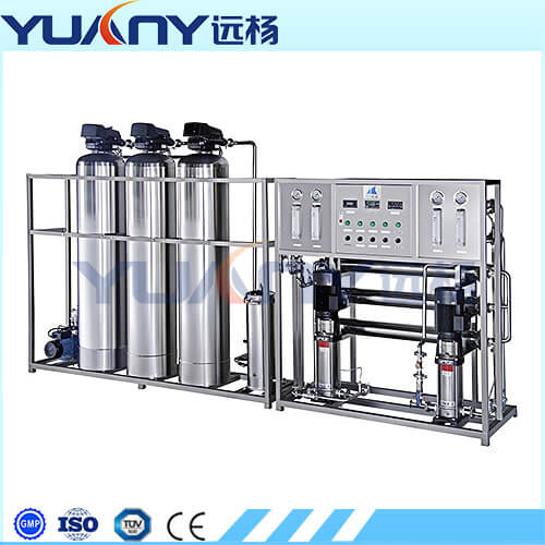 3000L RO Water Treatment (Stainless Steel)
