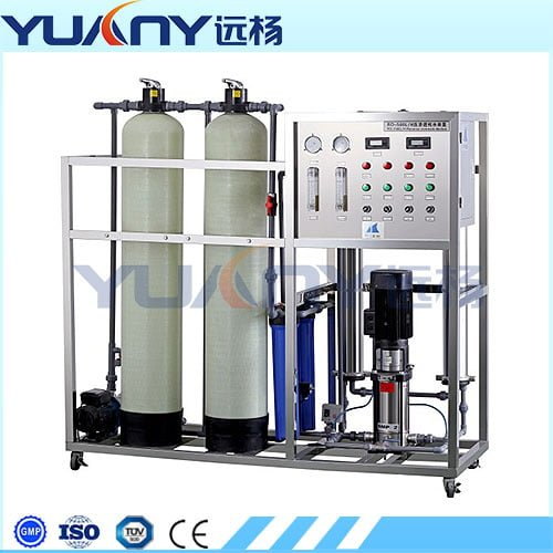 Wholesale Secondary 1000L RO Water Treatment(PVC)